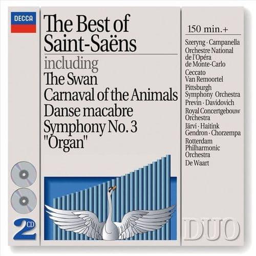 Camille Saint-Sans<br>The Best Of Saint-Sa´ns